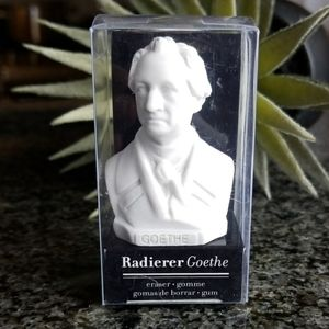 NWT - Moses - Goethe Eraser